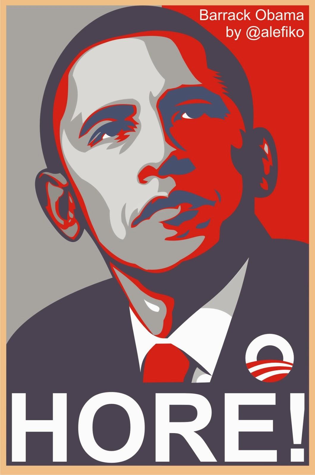 WPAP Barrack Obama