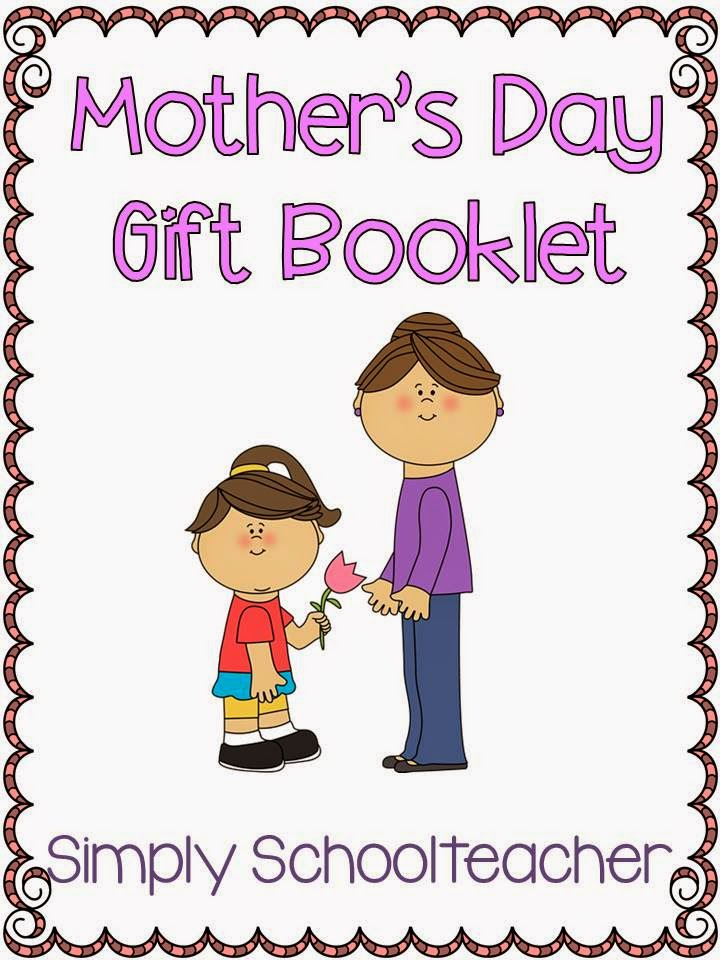 http://www.teacherspayteachers.com/Product/Mothers-Day-Gift-Booklet-1230340