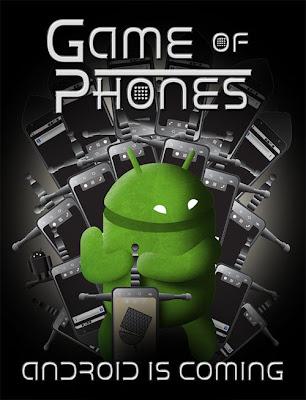 Game of phones - Juego de Tronos en los siete reinos