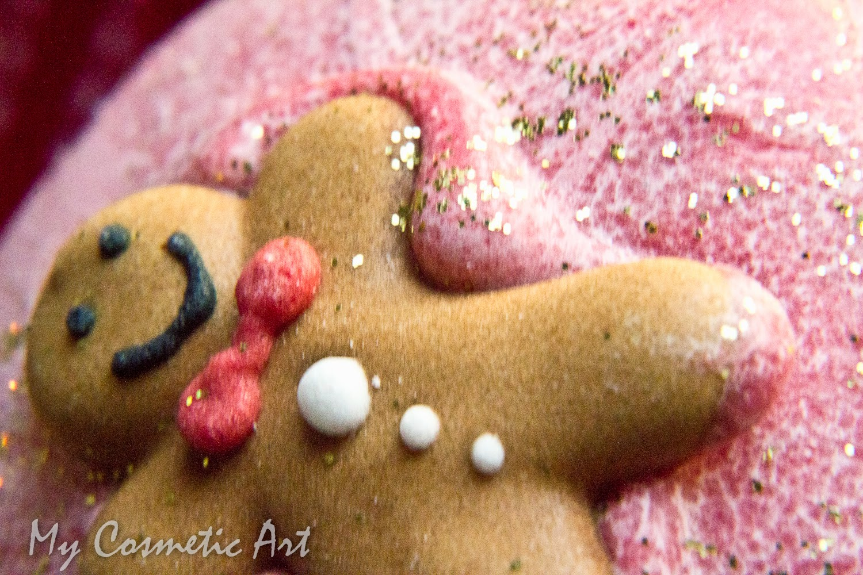 Cupcakes Bomb Cosmetics Acondicionador de piel.
