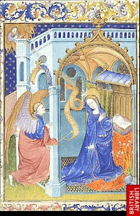 The Annunciation, Part III – In the Garden