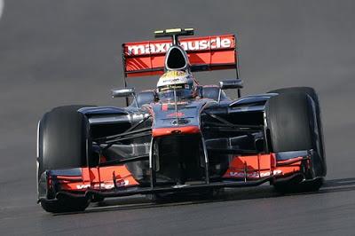 Lewis Hamilton Wins USGP 2012