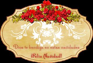 mensaje navideño