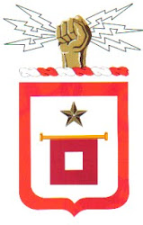 US Army Signal Corps Coat Of Arms