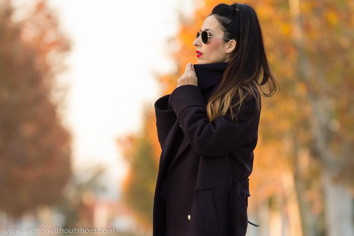 Blog de moda de España con outfits diarios chic con estilo