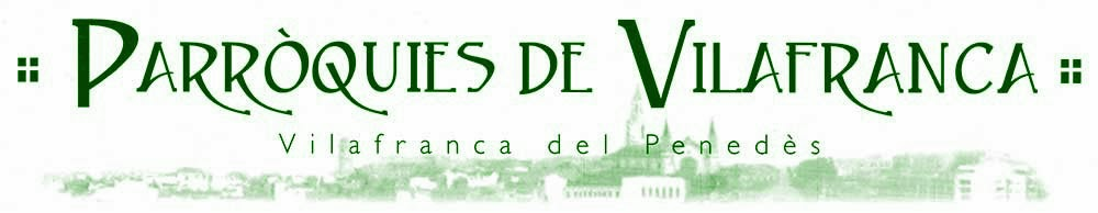 Parròquies de Vilafranca del Penedès