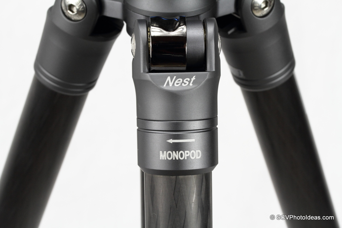 Nest NT-6294CT monopod leg label
