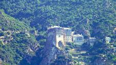 Monastère de la péninsule d'Akti
