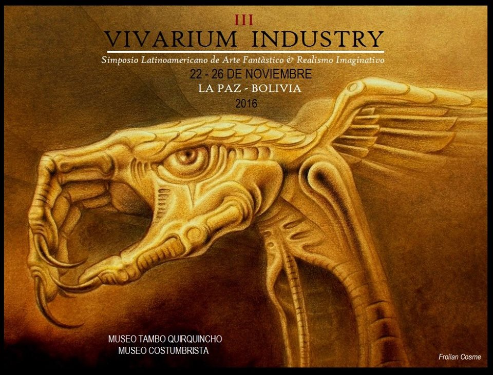 III VIVARIUM INDUSTRY