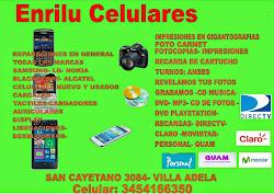 ENRILU CELULARES - APOYA EL ATLETISMO