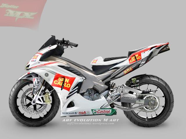 Gambar Modifikasi Yamaha Jupiter MX Terbaru title=