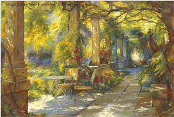 I paesaggi di Johan Messely