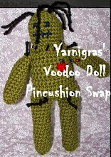 Voodoo Doll Pincushion Swap