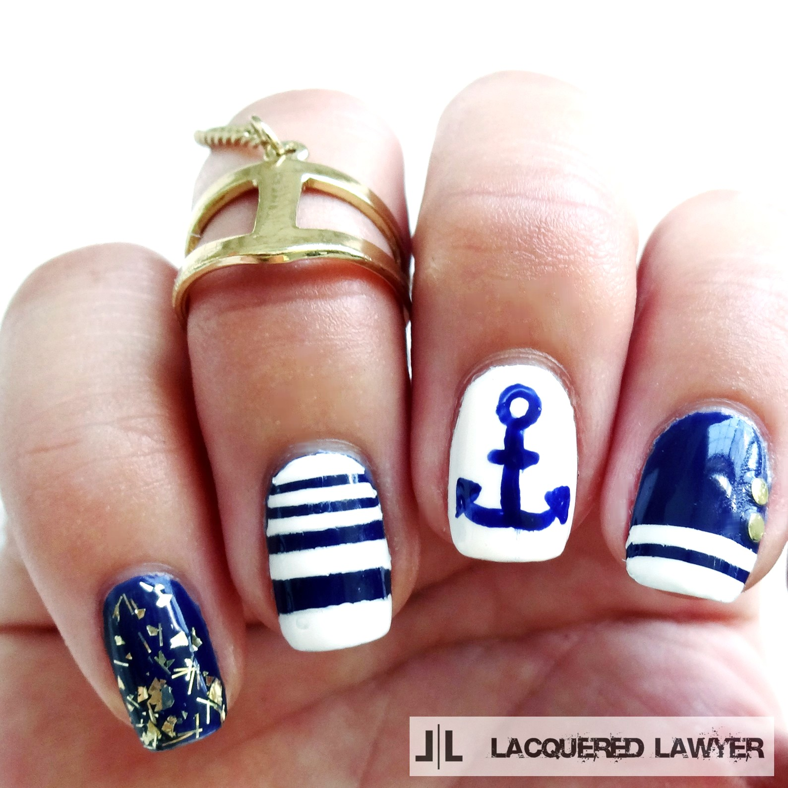 Lacquered Lawyer | Nail Art Blog: August 2014