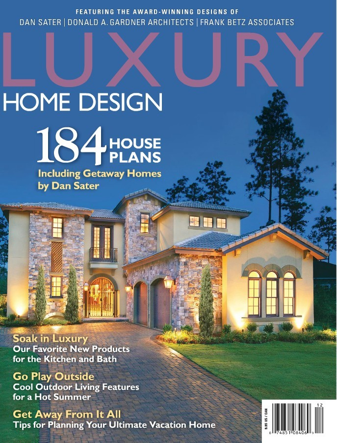 Quality graphic resources luxury home design magazine for Luxury home design magazine