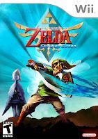 The Legend of Zelda: Skyward Sword Top of Japanese Charts