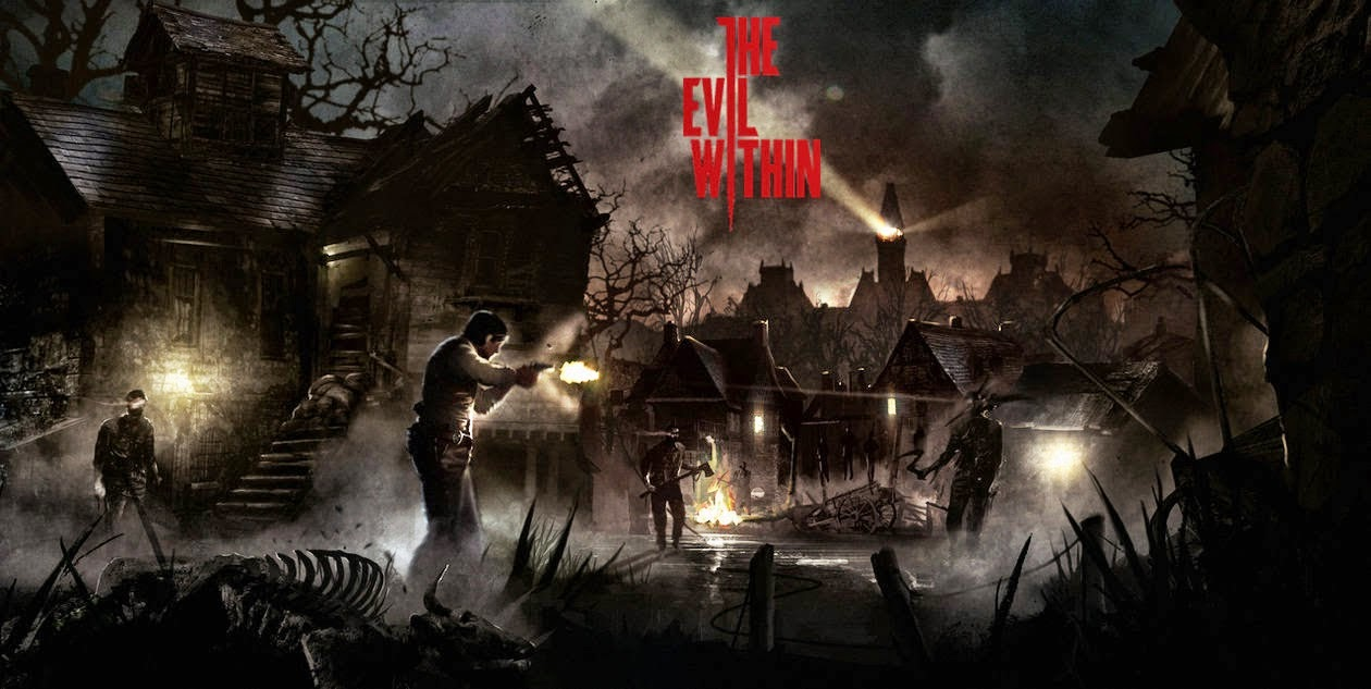 The Evil Within Key Generator Digital Code CD Key Gen v1.5