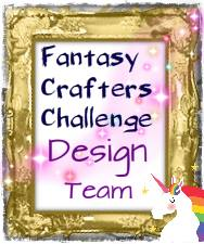 I'm on the Fantasy Crafters Design Team