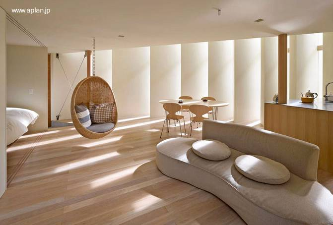 arquitectura de casas casa ultra moderna japonesa