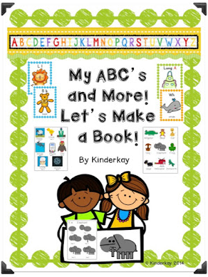 https://www.teacherspayteachers.com/Product/ABCs-and-More-Lets-Make-a-Book-1285490