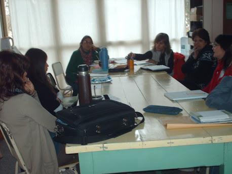 ACTIVIDADES EQUIPO DE ORIENTACION EDUCATIVA - DPTO. FEDERACION
