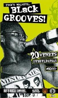 20 feb: Black Grooves!