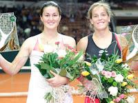 TENIS-Primer título para Lara y Lourdes