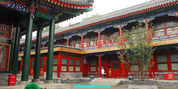 Tempat-tempat Paling Berhantu dalam Legenda Beijing infometafisik.com