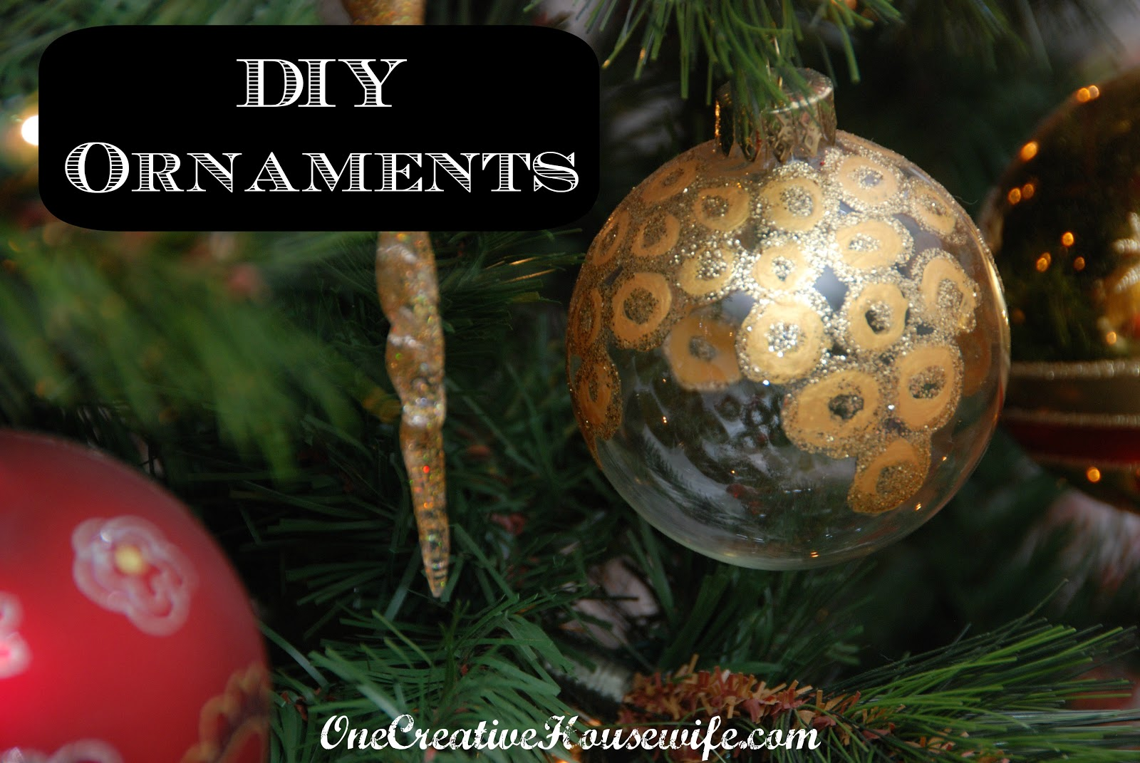 Design your own christmas ornaments - The Great Thing About This Is You Can Have Fun And Create Something Completely Your Own Or You Can Try To Recreate Something You See On The Market For A