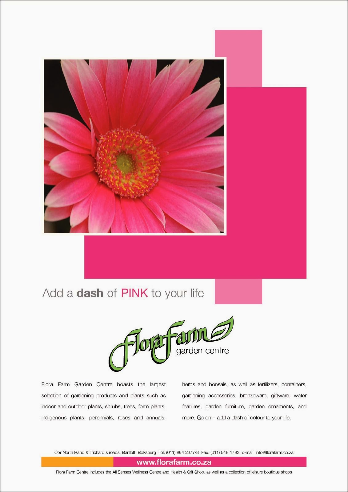 Flora Farm Ad