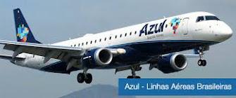 Chegar de Avião - Chegue de Azul