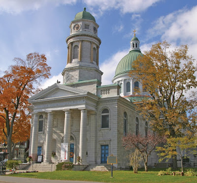 kingston, ontario, St. George's Cathedral, attractions, concerts