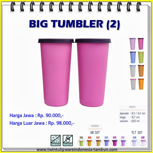 big tumbler tulipware 2013