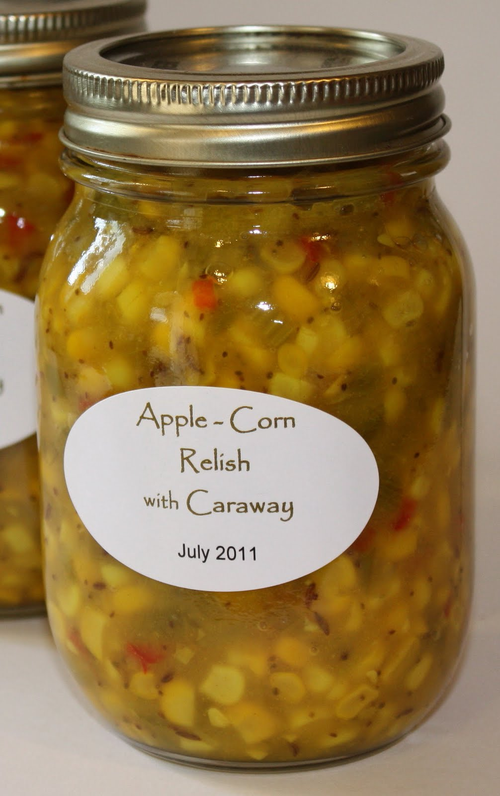 how to make relish less sweet