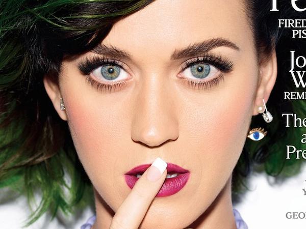 Katy Perry fotos desnudandose