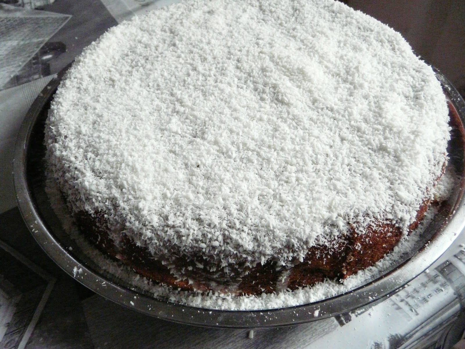 Délice des îles : gâteau ananas coco