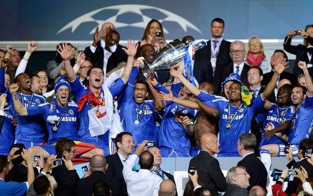 Chelsea, um campeão diferente.