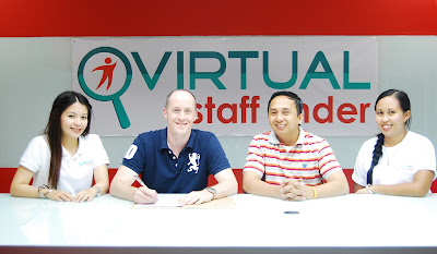 VirtualStaffFinder Sponsors Visayas Blogging Summit 2011