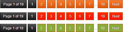 cum se introduce navigarea cu numere pe blog