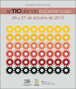 Afiche Encuentro interinstitucional: articulando experiencias