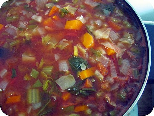 Fat Burning Soup - My Best Recipe For Losing Weight And Looking Great FAST