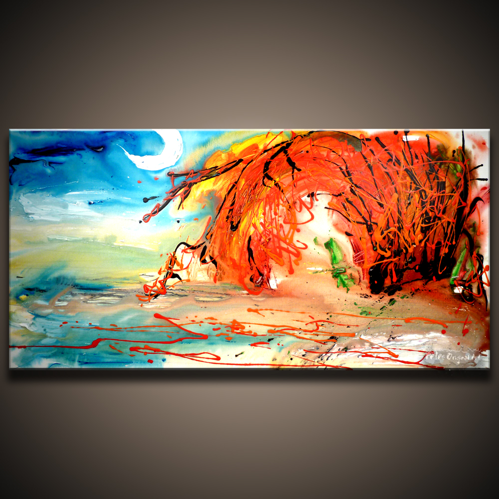Abstract Art Painting Ideas From Nature Abstract Art Painting Quot