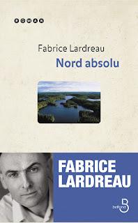 Le livre du jour - Fabrice Lardreau, Nord absolu dans Le livre du jour Fabrice+Lardreau+-+Nord+absolu