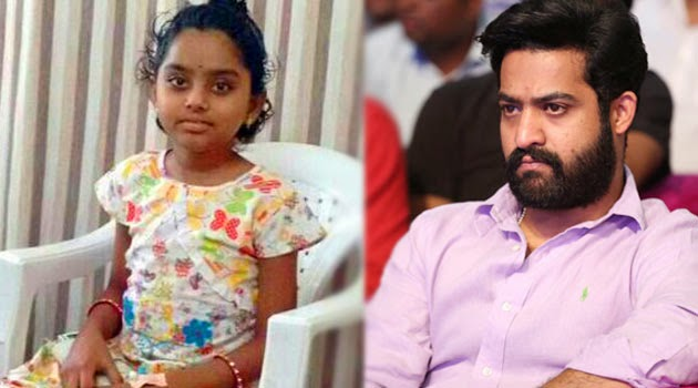 10-Year-Old Fan fights Cancer, NTR reacts!
