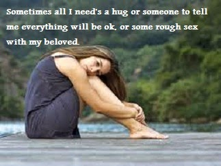 Sometimes All I Need Is A Hug   Quotes and Sayings