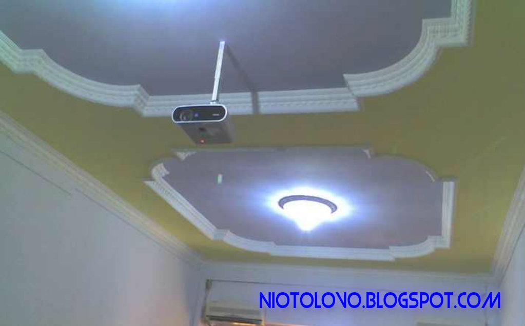 Rumah Minimalis dengan Desain Plafon yang Berkesan - Niotolovo
