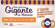 Nuevamente Miramar tendrá una atracción GIGANTE para estas Pascuas 2013! miramar huevo de pascuas gigante banner web