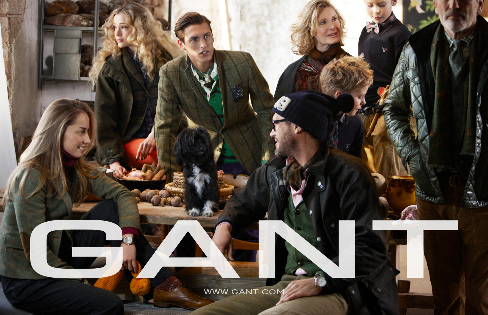 Gant Mens Clothing Online