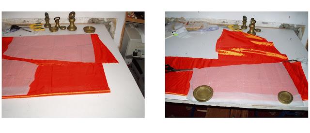 silk lining vogue 7776