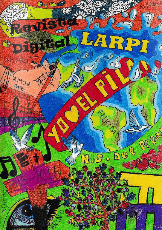 LARPI REVISTA ESCOLAR 2014-15